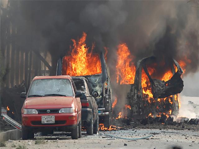 अफगानिस्तान में ISIS का 'सेव द चिल्ड्रेन' के ऑफिस पर हमला, 3 की मौत