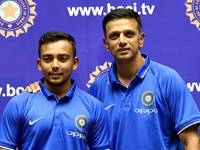 अंडर-19 विश्व कप : भारतीय टीम के कप्तान पृथ्वी शॉ ने कही ये बड़ी बात