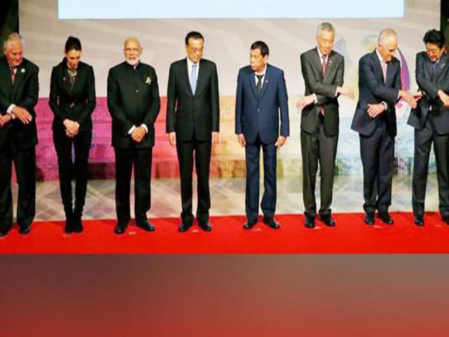 69वें गणतंत्र दिवस समारोह में  शिरकत करने आसियान देशों के प्रमुख भारत पहुंचे