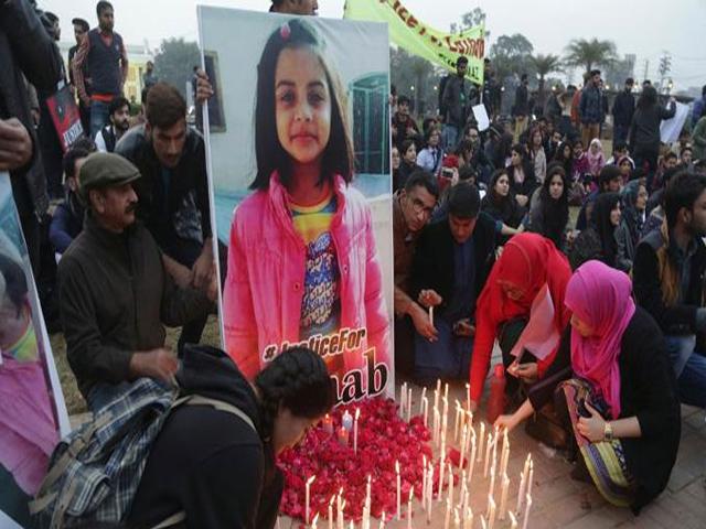पाकिस्तान के बहुचर्चित रेप और हत्या मामले में हत्यारा गिरफ्तार,1150 लोगों के डीएनए की हुई जांच