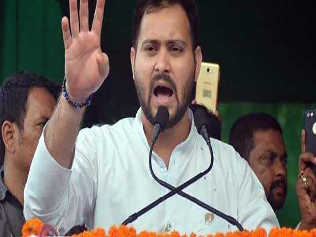 बिहार में दिसंबर 2018 तक लोकसभा के साथ-साथ विधानसभा चुनाव करा दिए जाएंगे- पूर्व उपमुख्यमंत्री तेजस्वी यादव