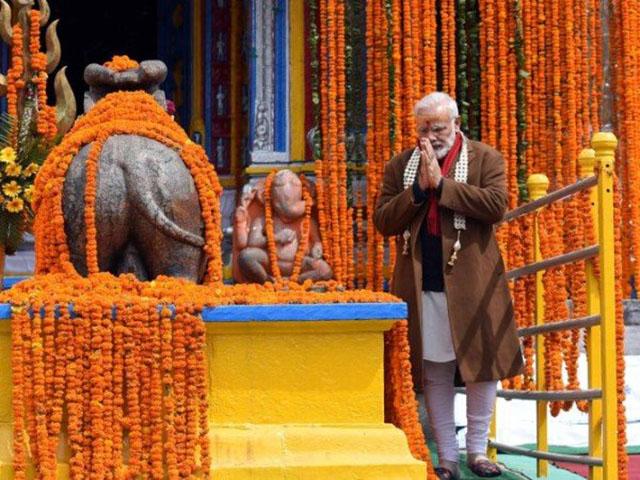 केदारनाथ धाम के कपाट खुलने के दिन बाबा के पहले दर्शन करेंगे प्रधानमंत्री मोदी