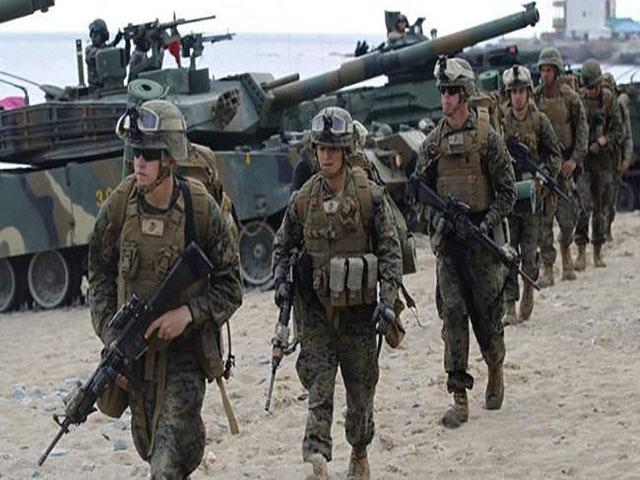 अमेरिकी सैन्य अड्डे में संदिग्ध लिफाफा खुलने के बाद 11 बीमार