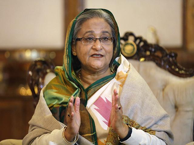 ढाका के चीन के साथ बढ़ते संबंधों को लेकर भारत को चिंता नहीं करनी चाहिए- शेख हसीना