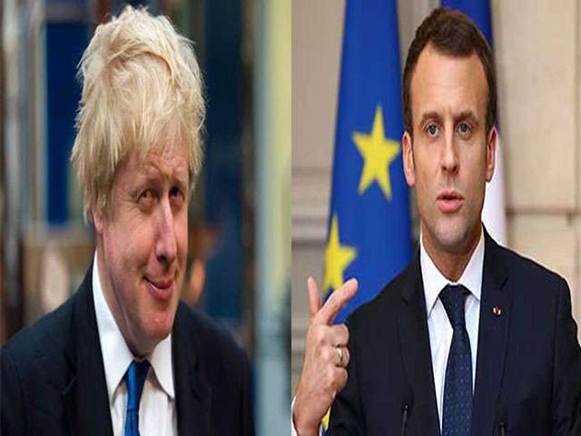 फ्रांस के राष्ट्रपति इमैनुएल मैक्रों की भारत यात्रा से ब्रिटेन परेशान