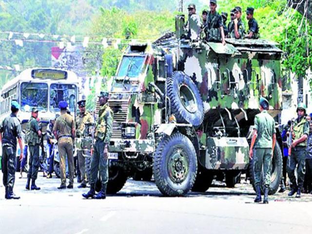 श्रीलंका में सांप्रदायिक हिंसा, 10 दिन के लिए देश में इमरजेंसी
