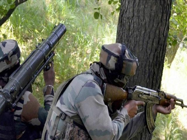 एलओसी पार कर तंगधार सेक्टर में भारतीय सेना ने पाक के 2 सैनिकों को मार गिराया