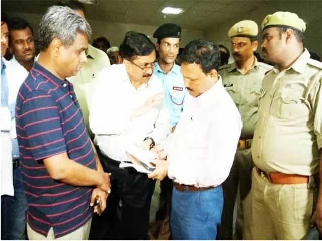 कानपुरः हैलट अस्पताल के आईसीयू का एसी फेल होने से पांच मरीजों की मौत, डॉक्टरों की अजीब दलील