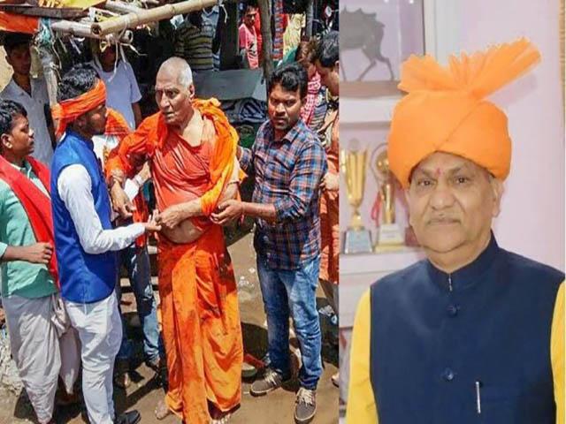 झारखंड:अग्निवेश एक फ्रॉड है, कोई स्वामी नहीं है- भाजपा मंत्री सीपी सिंह