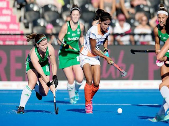 हॉकी वर्ल्ड कप: इतिहास दोहराने से चूका भारत, पैनल्टी शूटआउट में आयरलैंड ने 3-1 से हराया