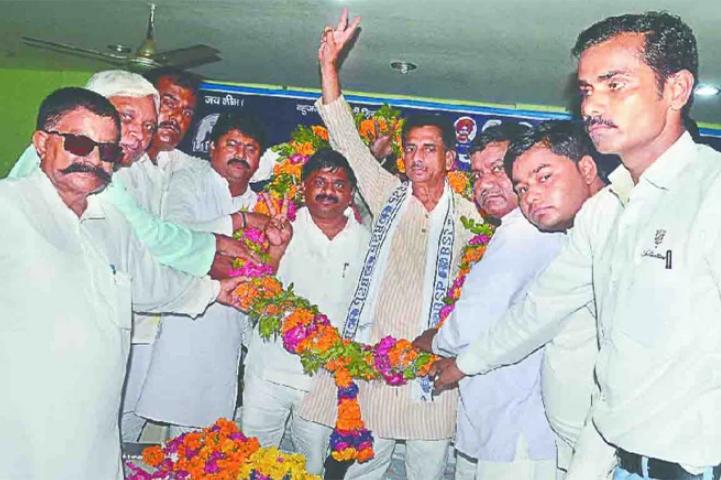 लोकसभा चुनाव में जनता भाजपा को सबक सिखाएगी:बसपा प्रदेश अध्यक्ष आर.एस कुशवाहा