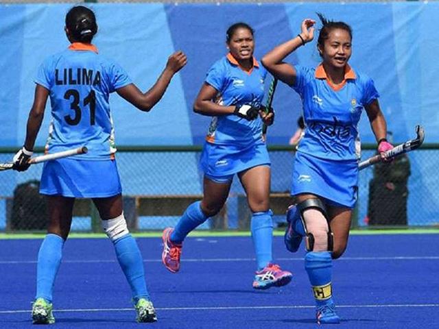 महिला हॉकी विश्वकप  : भारत ने इटली को 3-0 से दी करारी शिकस्त, क्वार्टर फाइनल में पहुंचा